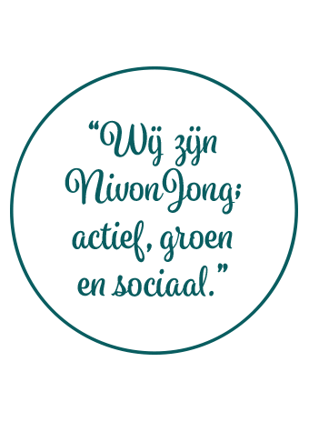 NivonJong Actief Groen Sociaal
