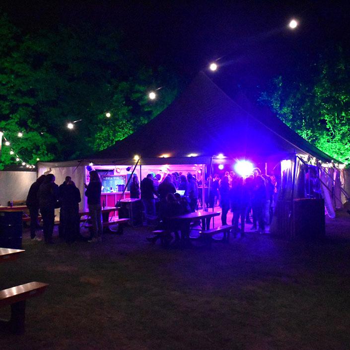 Ben jij klaar voor een meet en greet met Dennis Storm op het Nivon PiKa Festival